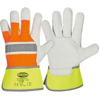 Rindvollleder Handschuhe HIVIS - Stronghand®