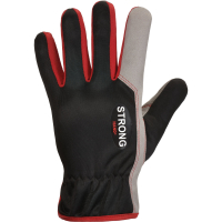 Leder (synthetisch) Handschuhe VIGAN - Stronghand®