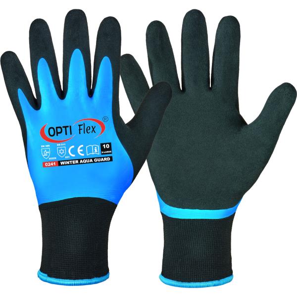 Handschuhe WINTER AQUA GUARD - OPTI FLEX®
